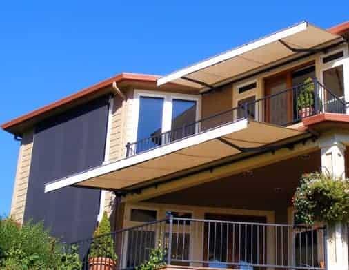 Residential Retractable Canopy Portland