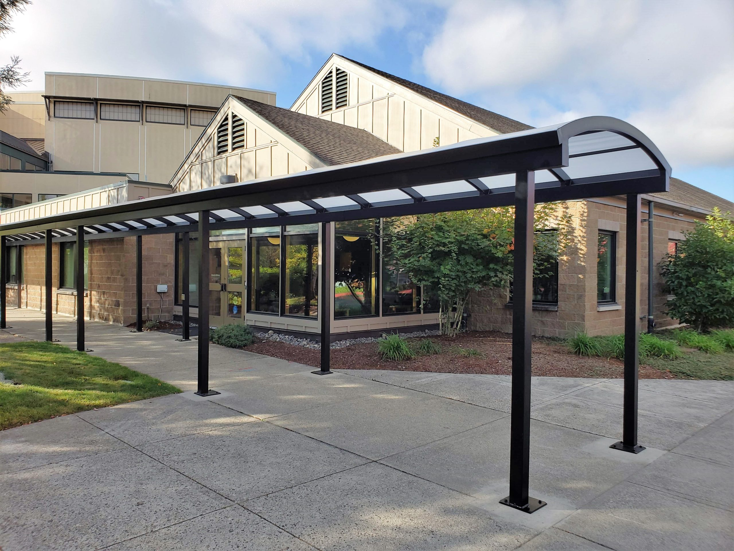 Residential - Pike Awning Inc.   Quality Awnings and Canopies
