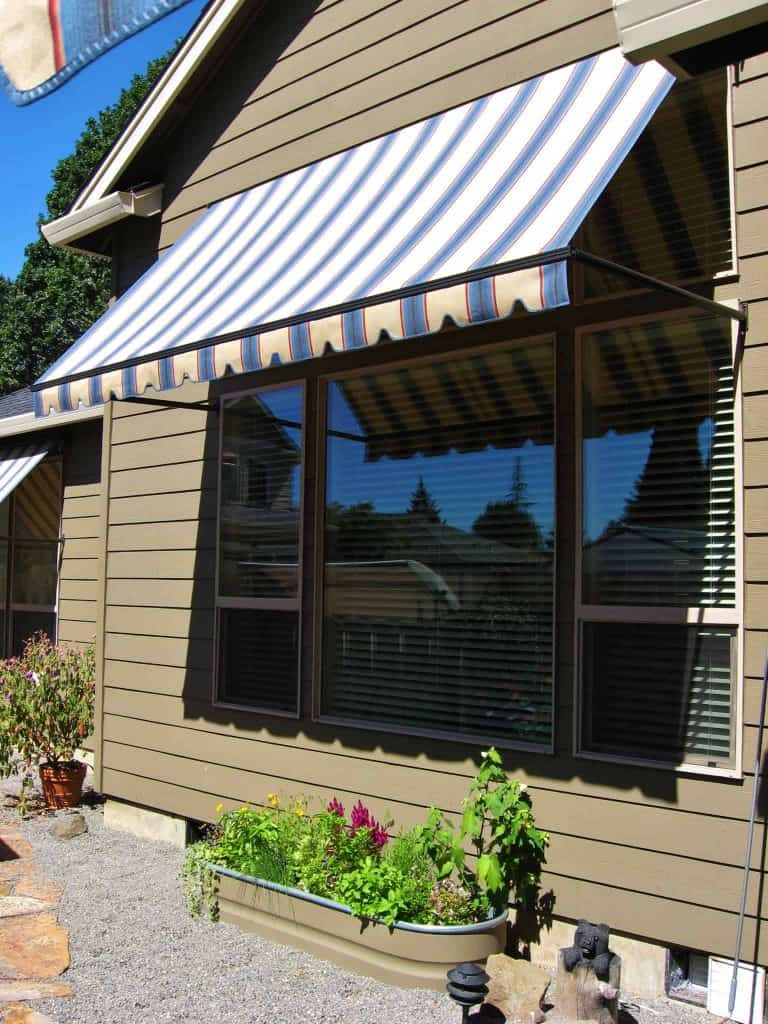 Residential Window and Door Awnings - Pike Awning Inc ...