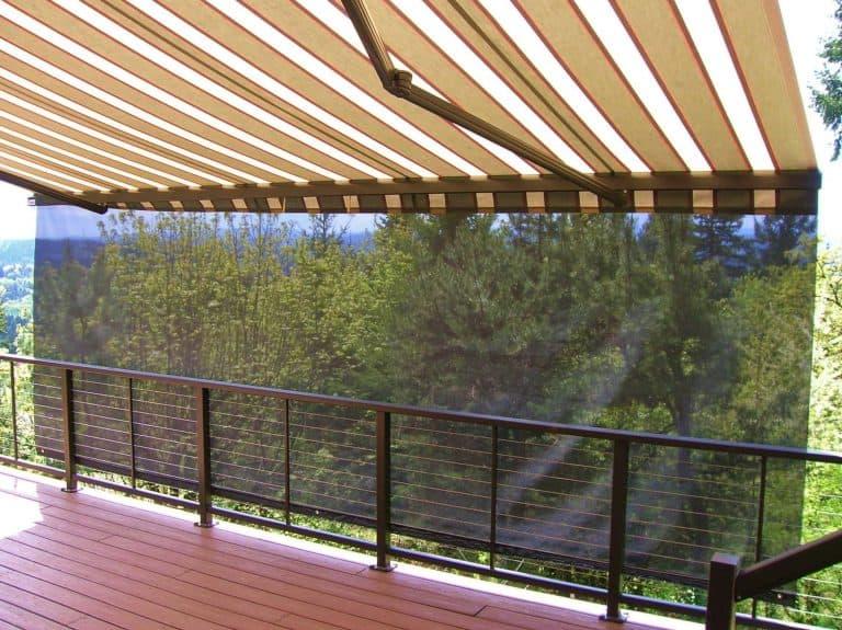 deck awning