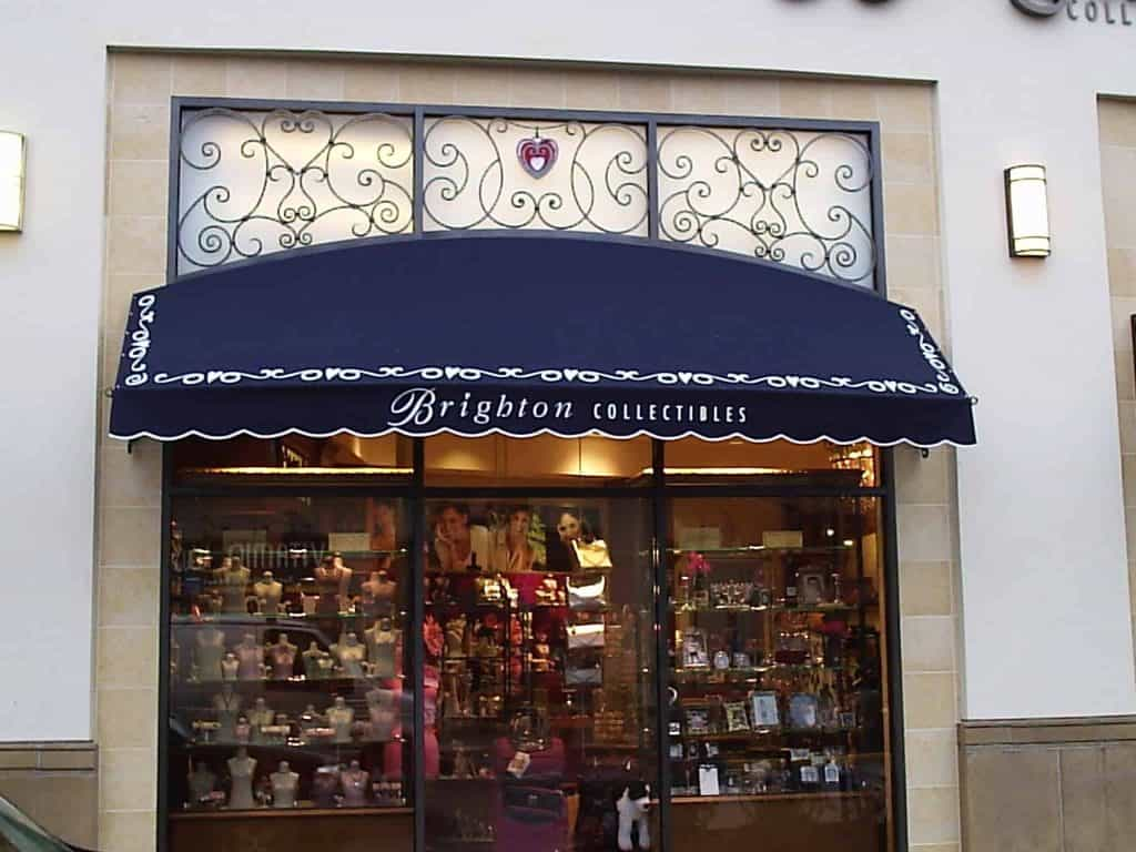 Retail Awnings | Distinctive