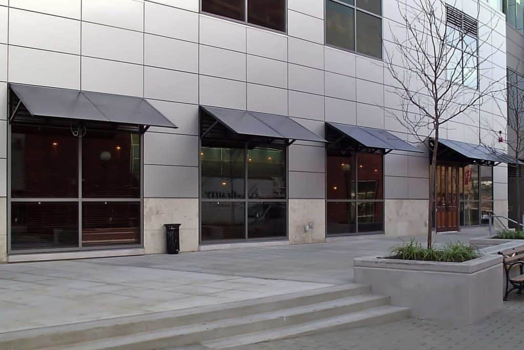 Metal Awnings | Pike Awning