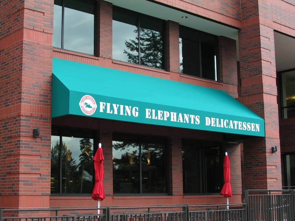 Commercial Awning | Portland