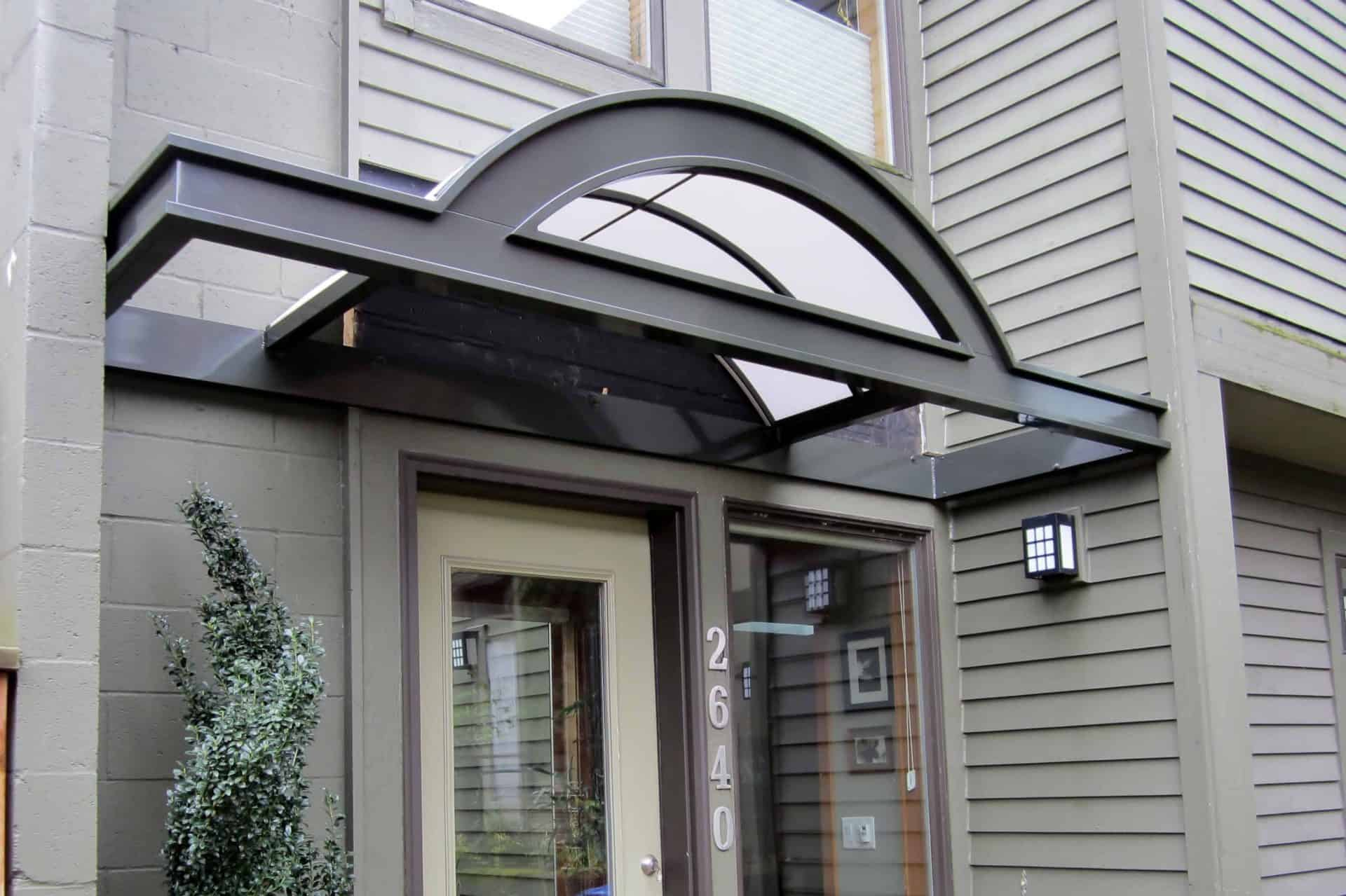 Residential Metal Awnings - Pike Awning Inc  | Quality