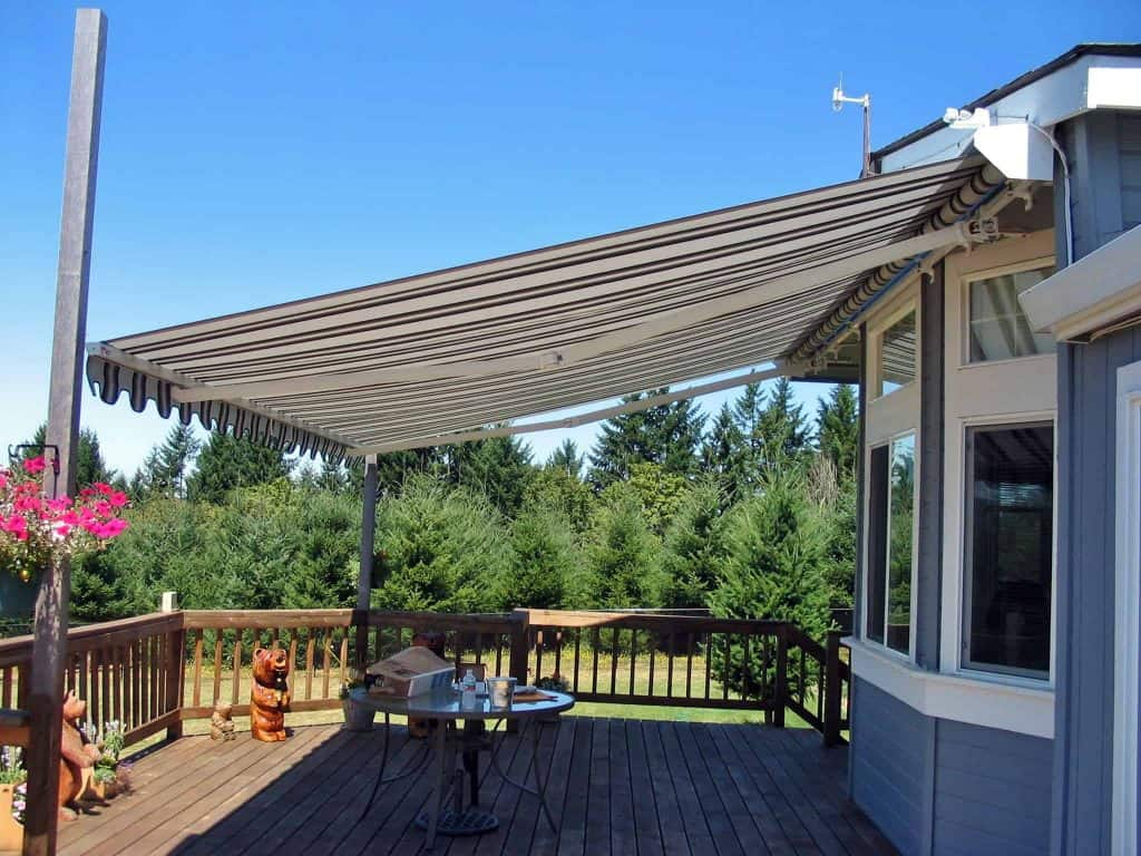 portland patio awning