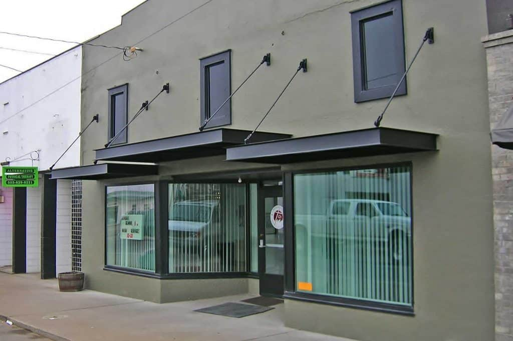 Commercial Awnings Pike Awning Inc Quality Awnings