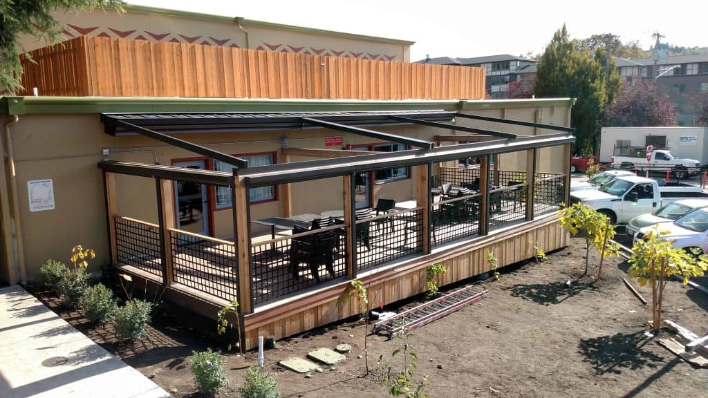 custom patio enclosure portland