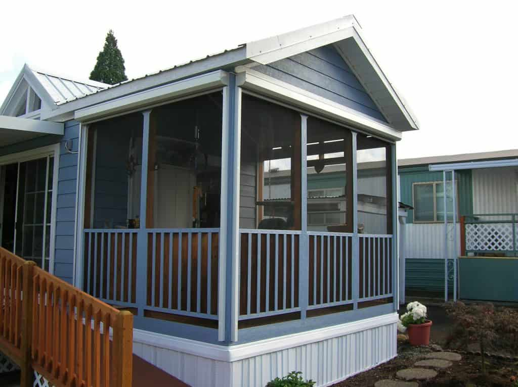 motorized patio enclosure
