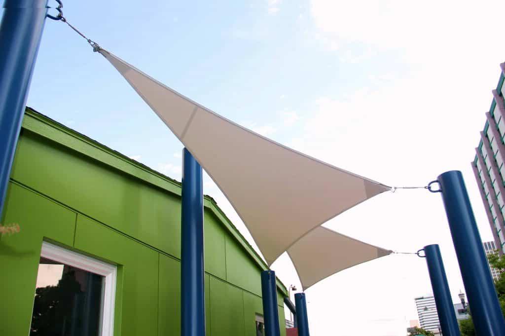 shade sail portland