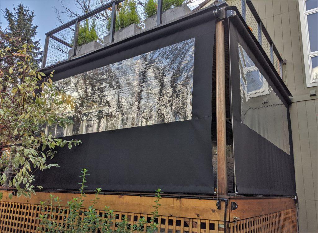 residential screen enclosure